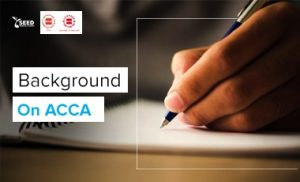 background on acca