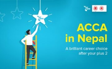 ACCA in Nepal: A brilliant career choice after your plus 2