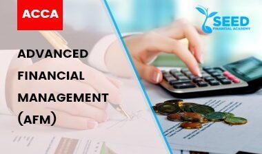 ACCA Advanced Financial Management (AFM)