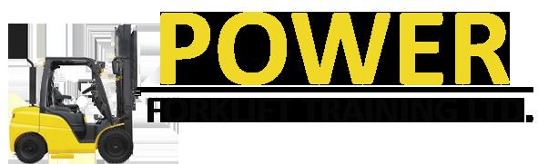Power Forklift Training