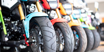 Motorcycle Trade Insurance through Viking Direct Insurance Services UK