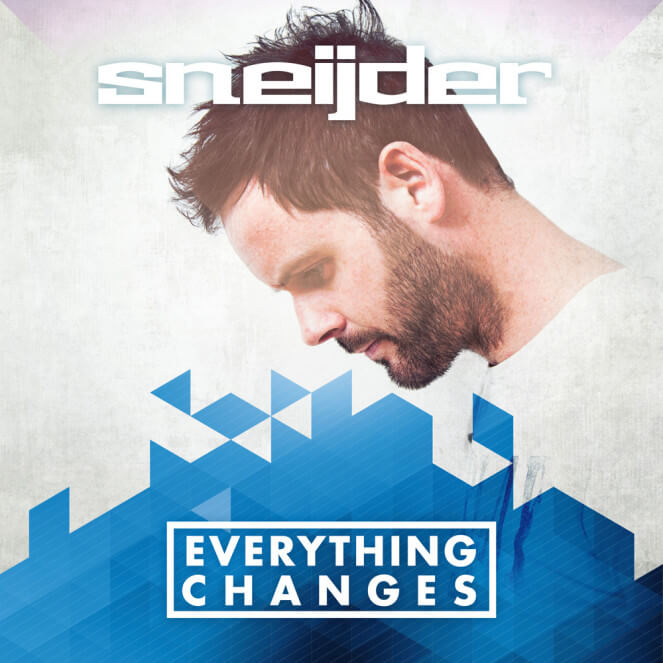 Sneijder presents Everything Changes on Black Hole Recordings