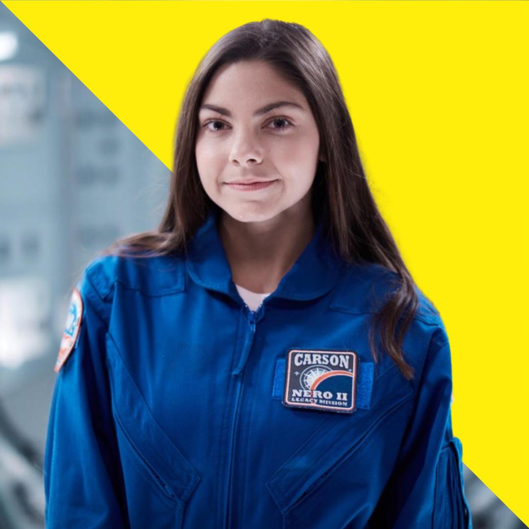 alyssa carson space mars