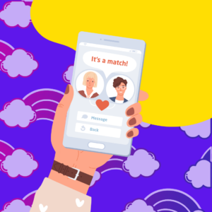 How dating apps were the gateway to my queerness