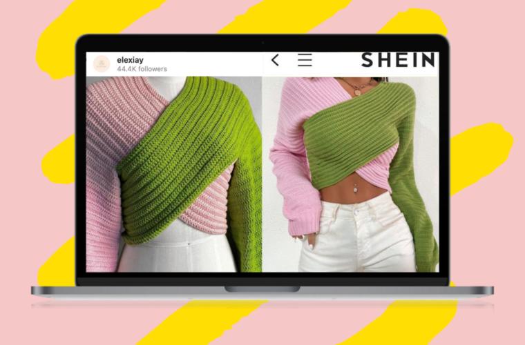 shein stealing designs