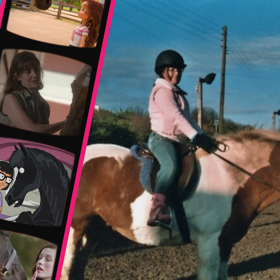 horse girl energy