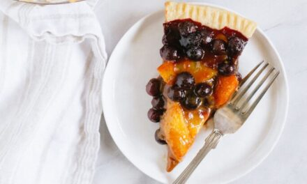 5 SUMMER BLUEBERRY RECIPES