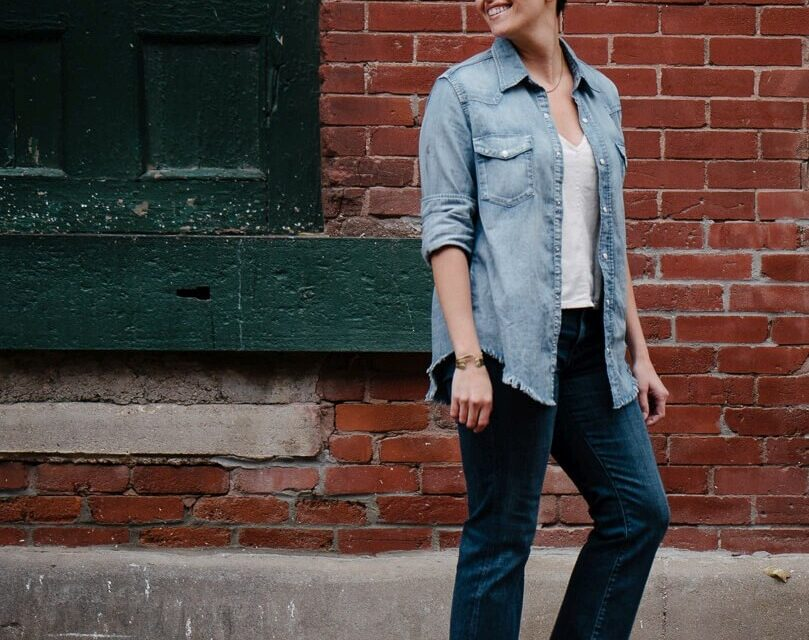 HOW TO CREATE AN ETHICAL CAPSULE WARDROBE