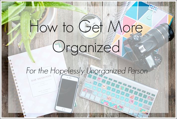 7 tips to be more organized in the kitchen and in your life