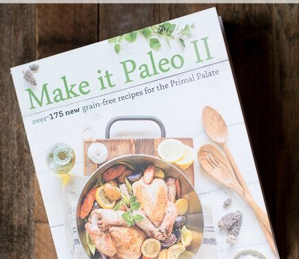 MAKE IT PALEO 2 – BOOK REVIEW