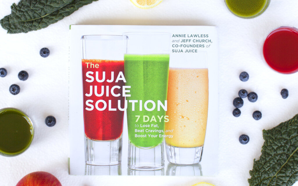 THE SUJA JUICE SOLUTION – GIVEAWAY! – NOW CLOSED – CONGRATS COLLEEN SHEEHAN!