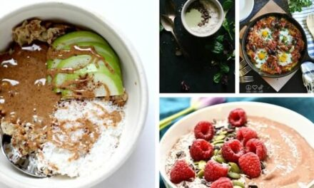80+ REAL FOOD BREAKFAST RECIPES