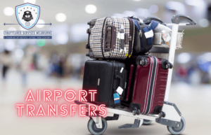 Melbourne airport chauffeurs