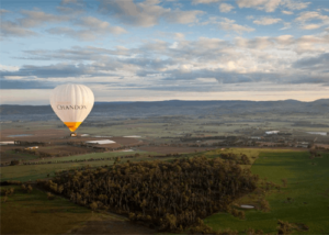 Yarra Valley Sunrise Hot Air Balloon Flight