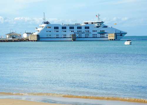 Searoad Ferry Terminal