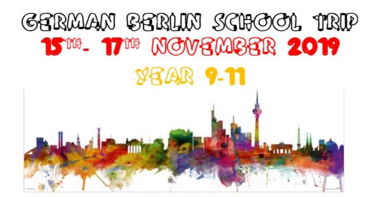 Protected: German Berlin School Trip