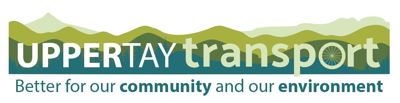 Upper Tay Transport Logo