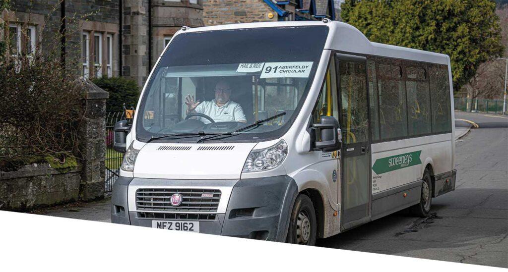 Community Bus route