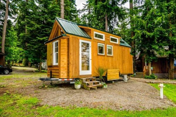 Why choose a tiny house