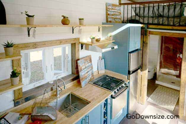 Small appliances for tiny homes