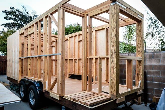 What is the difference between a tiny house and a small house