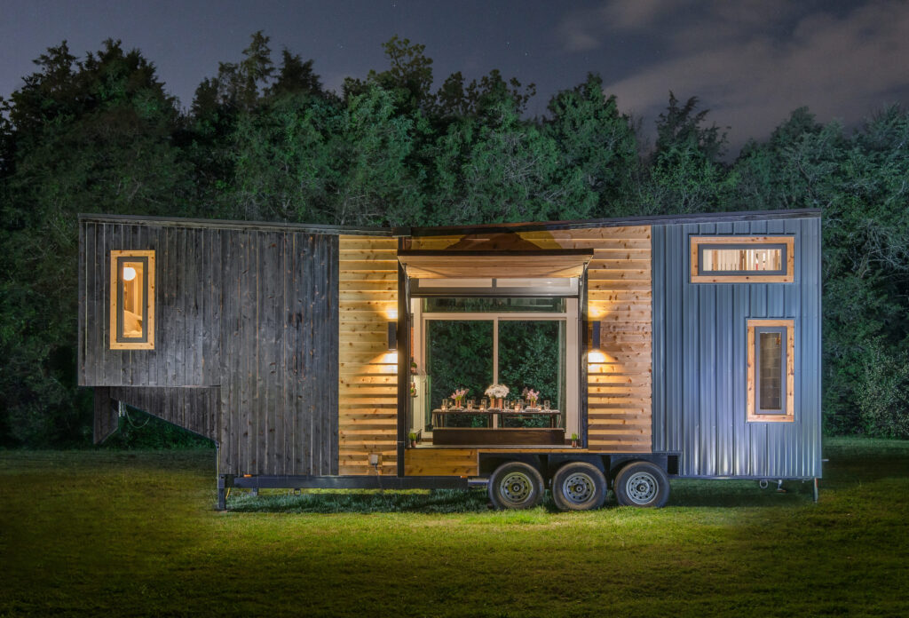 living big in a Tiny House