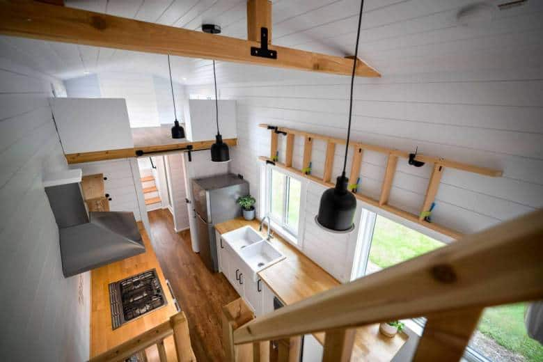 Tiny House for a Family of 8
