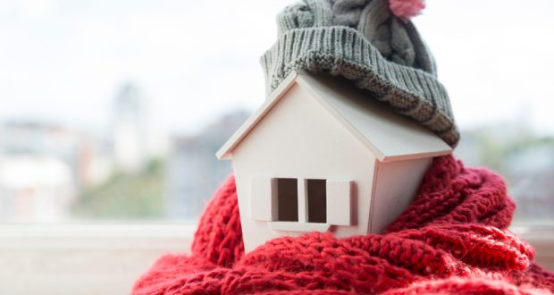How To Keep Your Tiny Home Warm