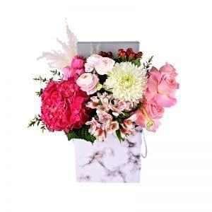 Dose of Happiness Flower Bouquet Delivery to Dubai