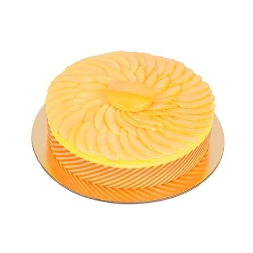 Fresh Mango birthday Cake delivery Dubai