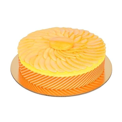 Fresh Mango birthday Cake delivery Dubai