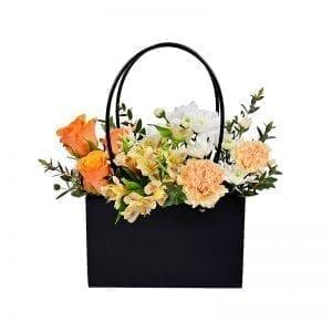 Flowers in Bag