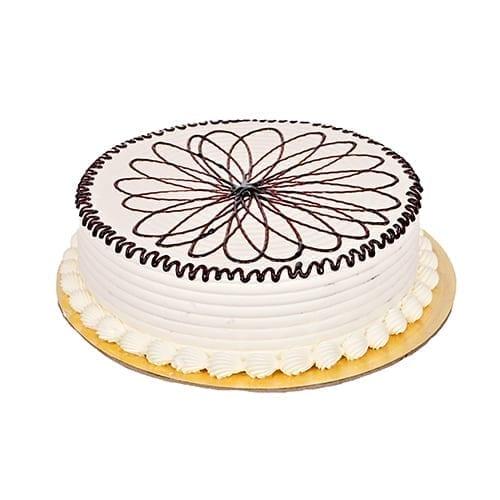 Vanilla Chocolate Cake Delivery Abudhabi