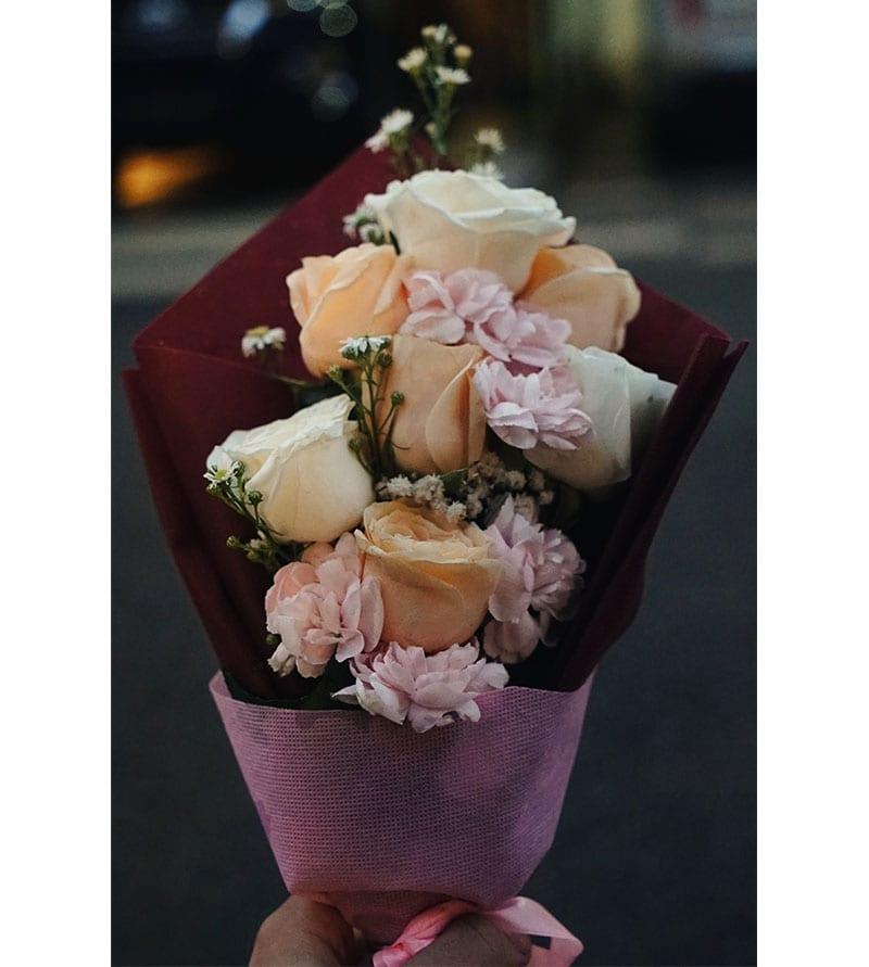 Birthday Flowers to Dubai