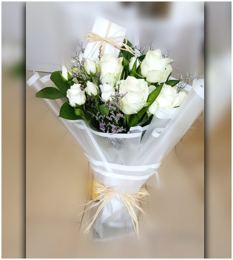 Same Day Online flowers to Sharjah