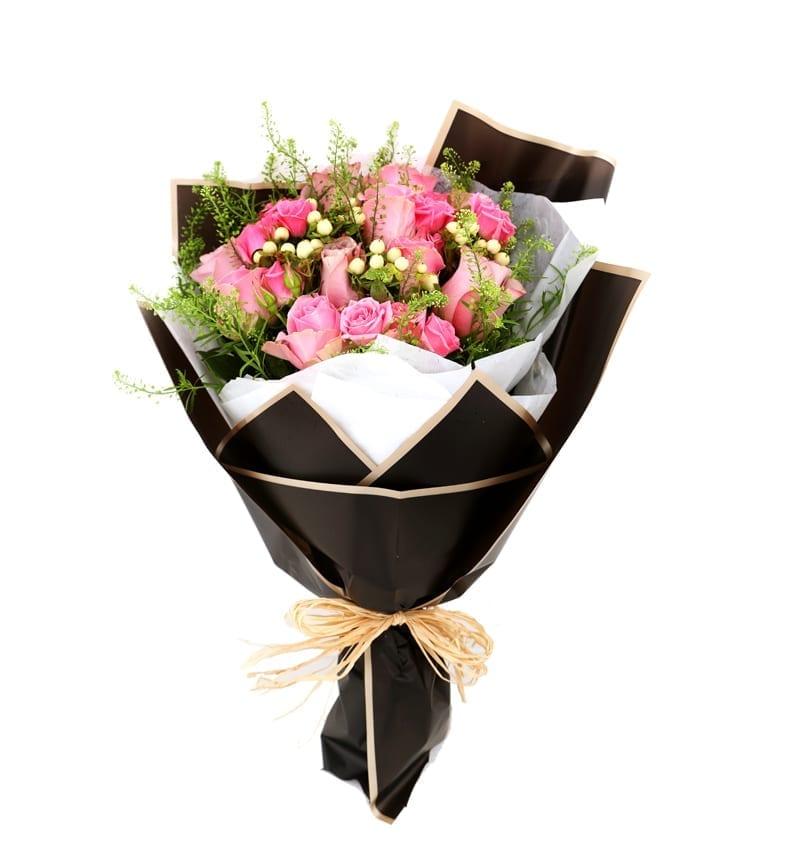 Valentine Flower Delivery Dubai