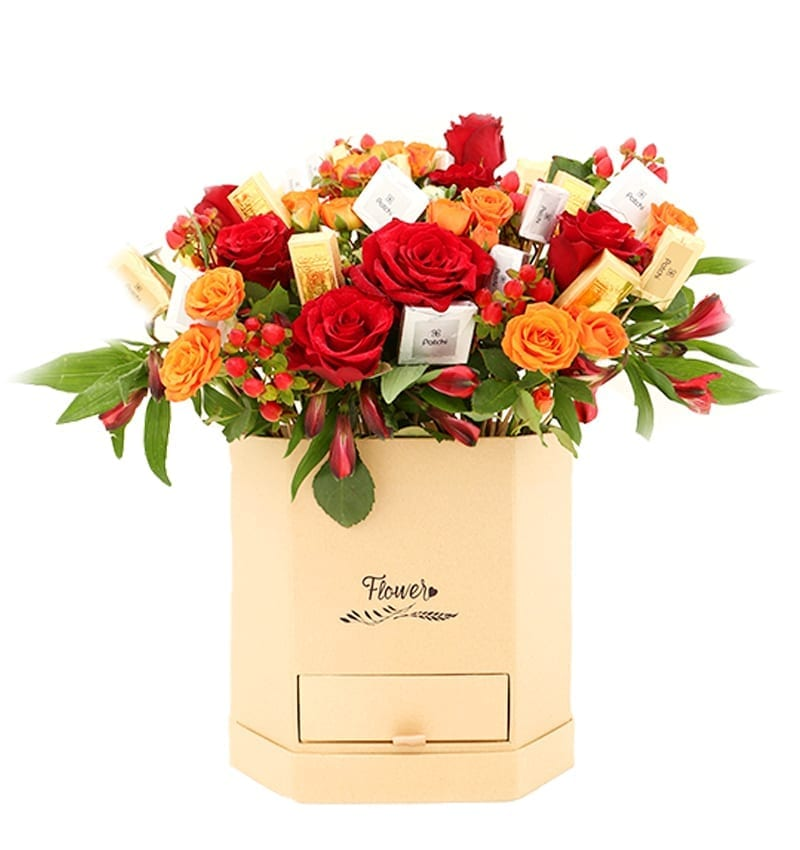 Birthday Flowers Delivery Dubai