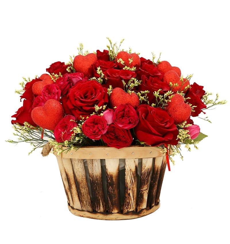 Flowers for lover
