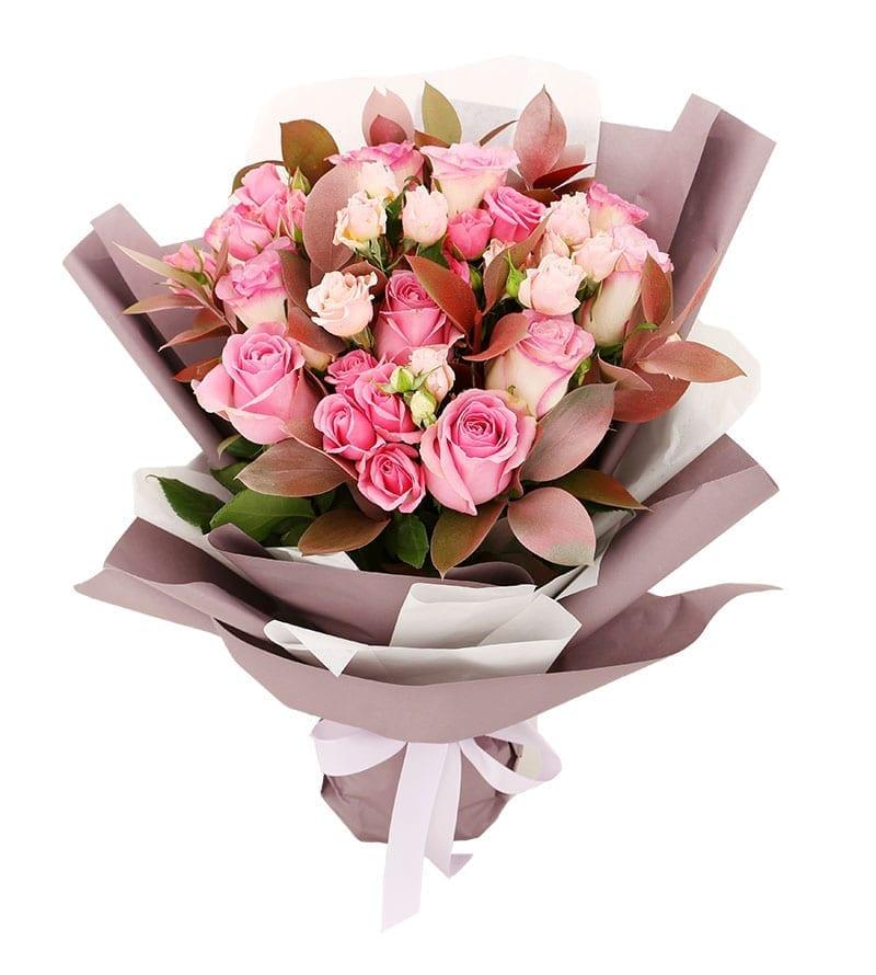 Pink flower Wish