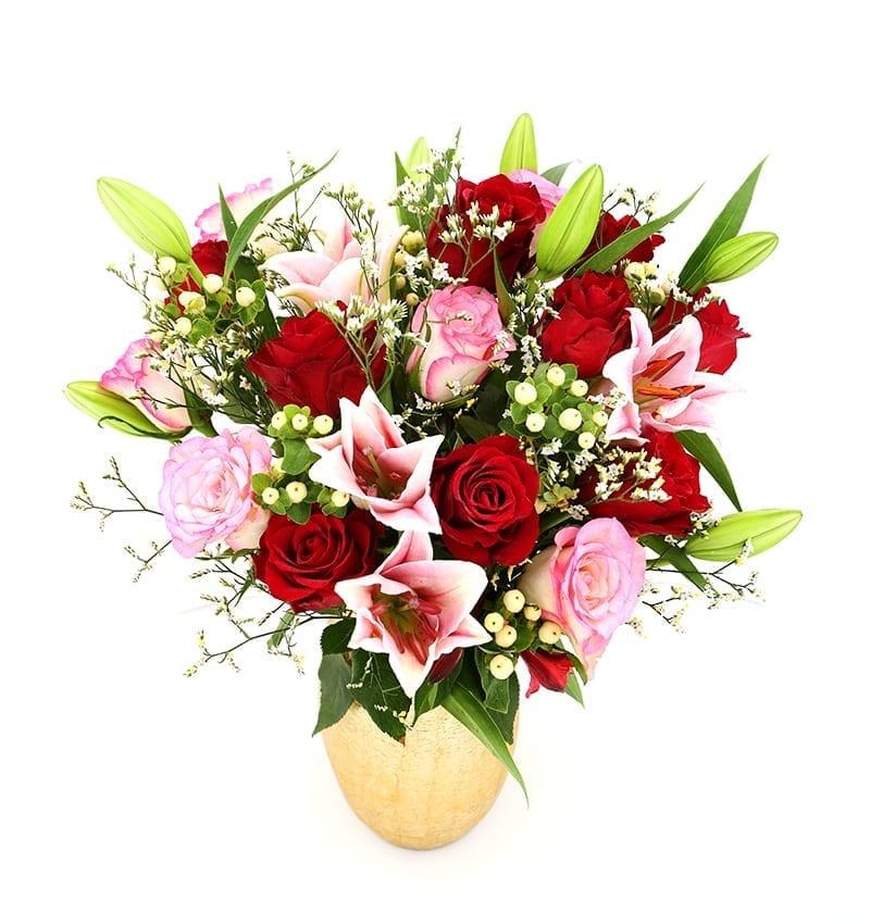 Lilly Flower to Dubai