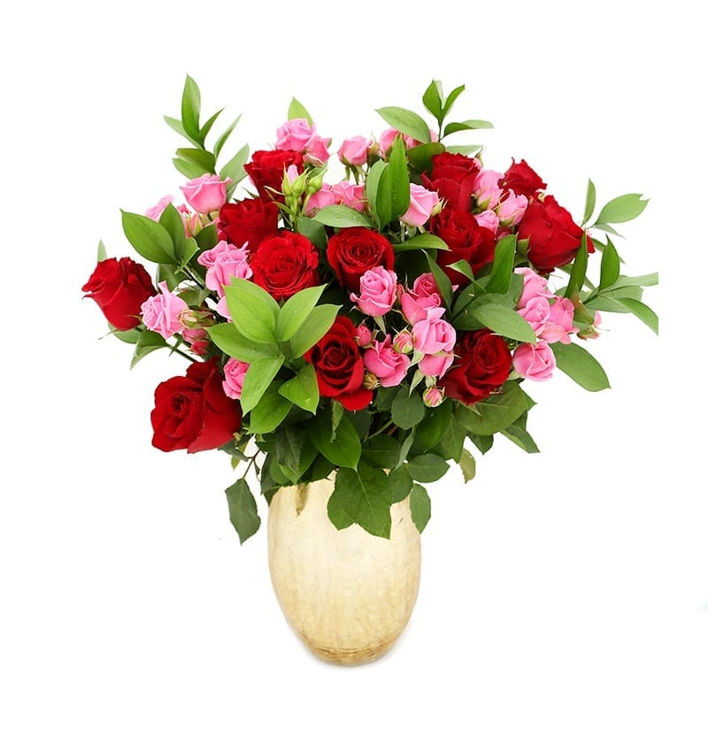 Valentine Flowers to Dubai