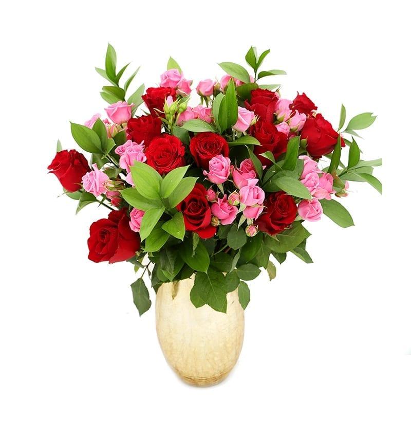 Valentine Flowers to Dubai