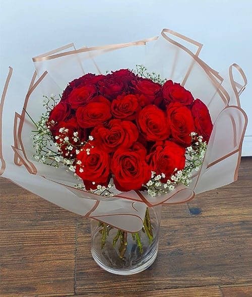 Send Flowers from India to Dubai