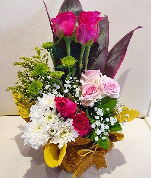 Flowers to Dubai