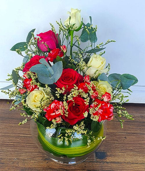 Flowers to Mom