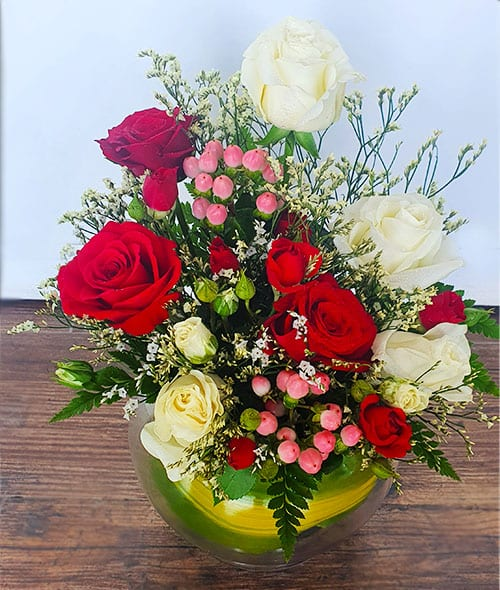 anniversary flowers for her