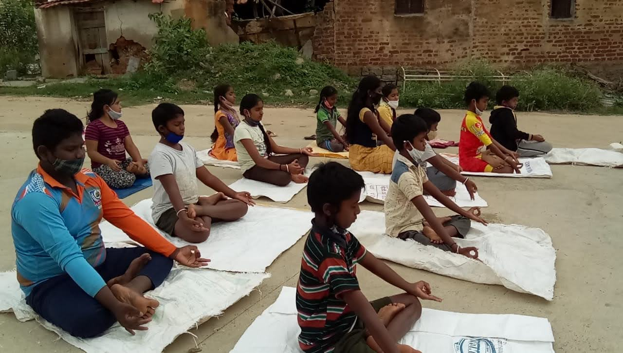 Daily Activities - Meditation