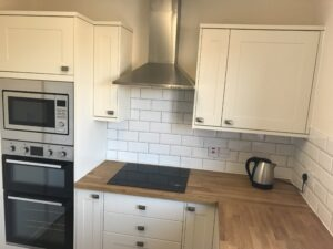 Eildon Terrace – Two bed flat in need of upgrading
