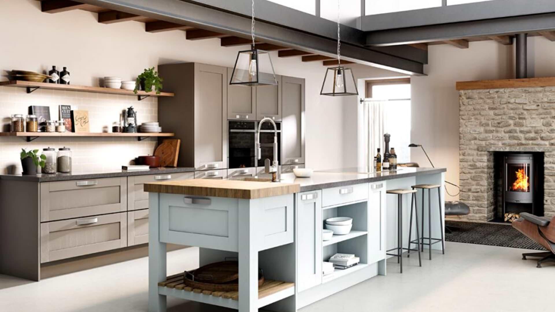 fitted kitchens edinburgh