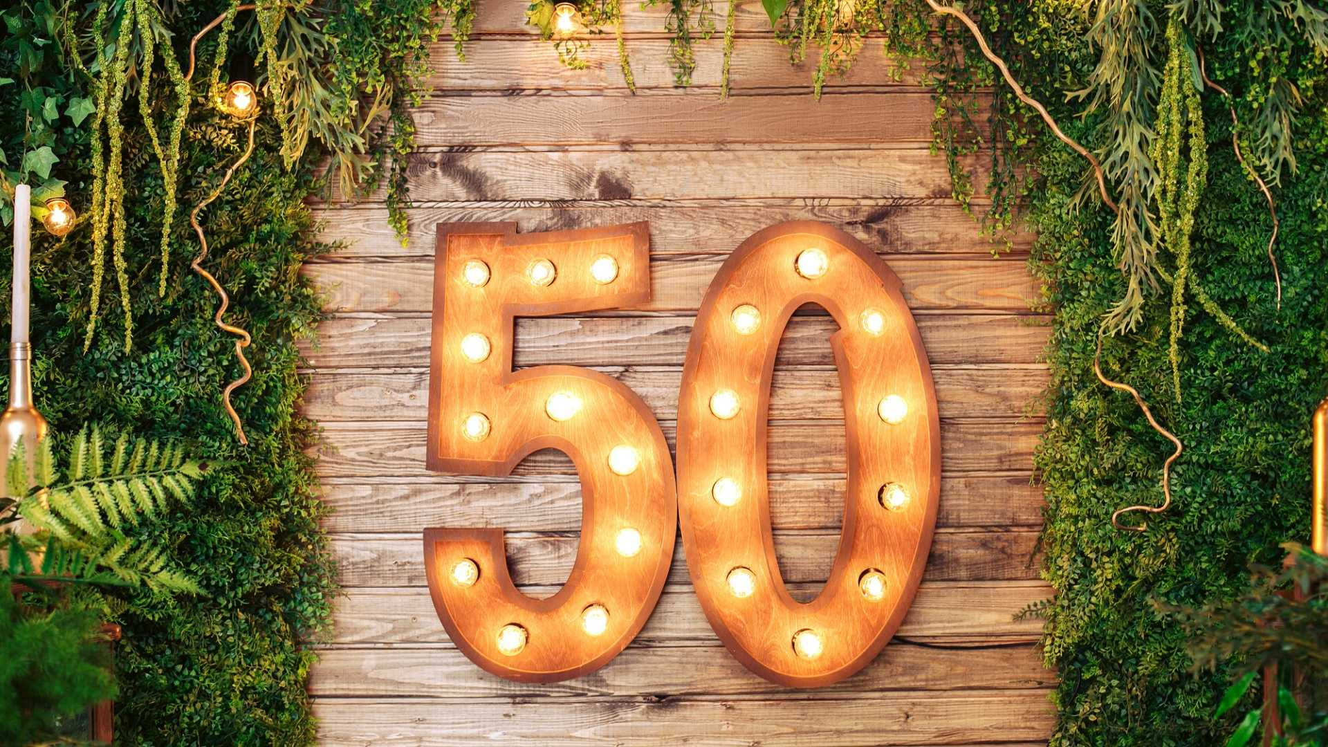 B&M Joiners 50th Year